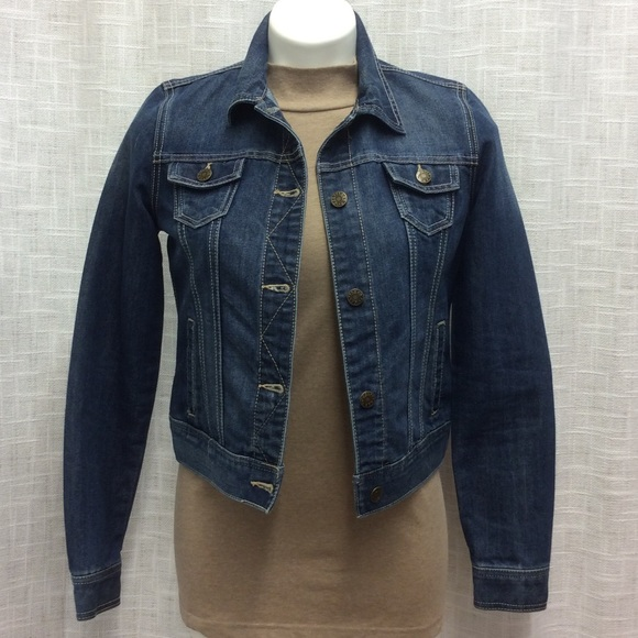 SO Jackets & Blazers - So Blue Jean Jacket Size M